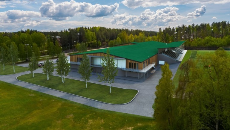 Ny tennishall på Sofiemyr – Vedtatt i Nordre Follo kommunestyre 24. mars 2021